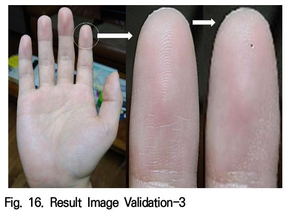 Fig. 16. Result Image Validation-3