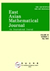 The Pusan Kyongnam mathematical journal