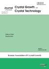 한국결정성장학회지 = Journal of the Korean crystal growth and crystal technology