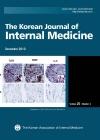 The Korean journal of internal medicine : KJIM