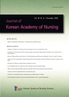 대한간호학회지= Journal of Korean academy of nursing
