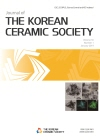 한국세라믹학회지 = Journal of the Korean Ceramic Society