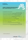 Journal of information processing systems