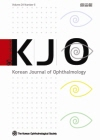 Korean journal of ophthalmology : KJO