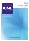Korean journal of medical education : KJME