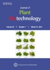 식물생명공학회지 = Korean journal of plant biotechnology