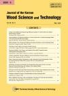 목재공학 = Journal of the Korean wood science and technology