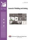 大韓溶接·接合學會誌 = Journal of the Korean Welding and Joining Society