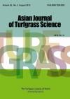 한국잔디학회지 = Korean journal of turfgrass science